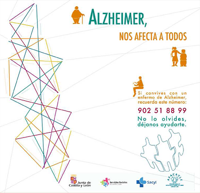 Servicio de Atenci¿n Telef¿nica sobre aspectos relacionados con la Enfermedad del Alzheimer
