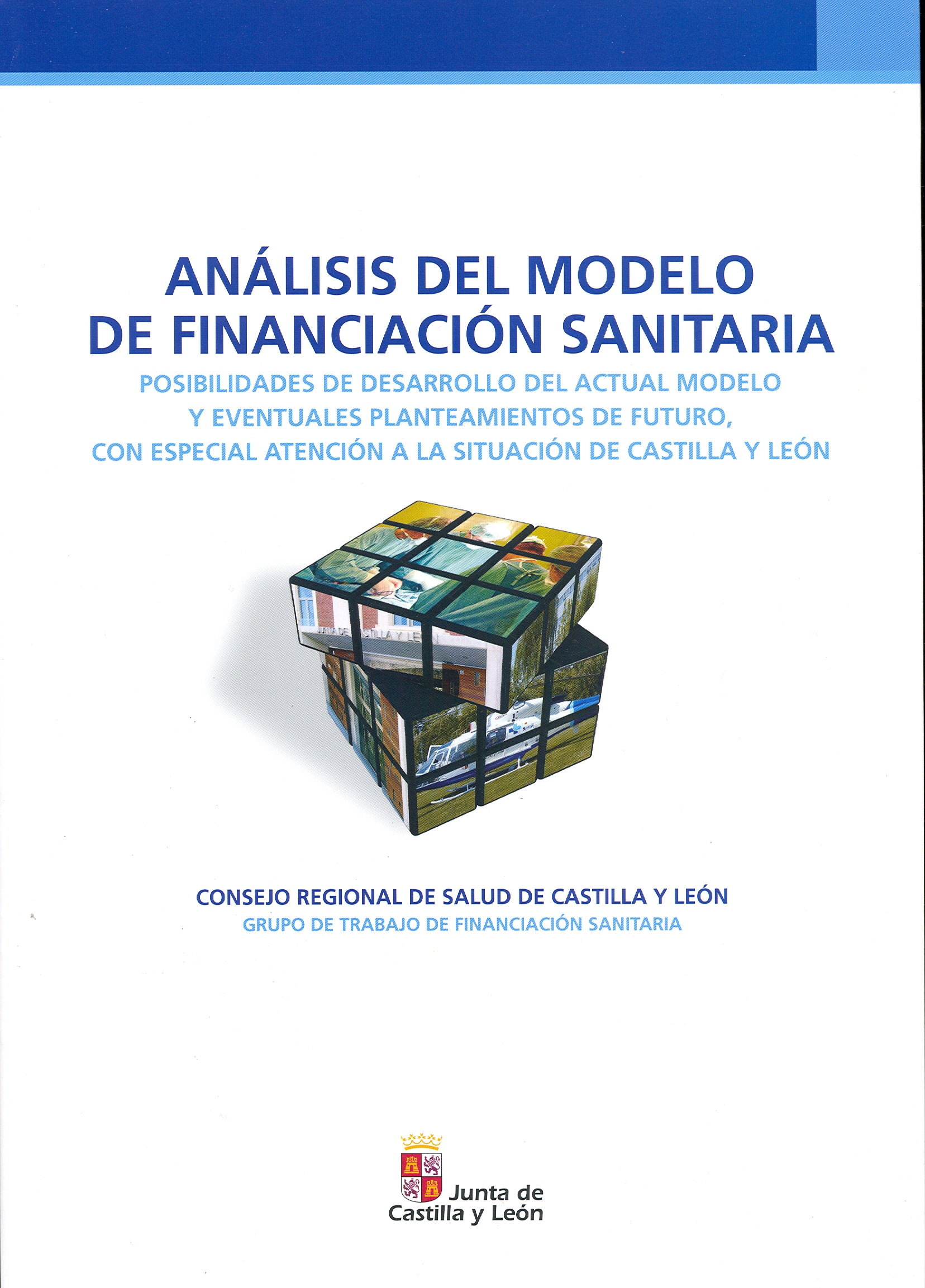 Portada analisis financiación